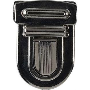 Tornister-/ Taschenschließe - 13 mm - Metall