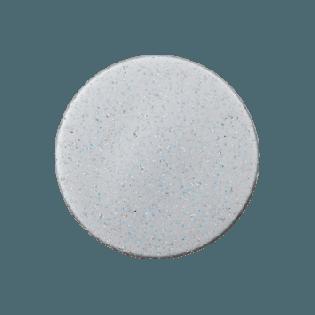 Öse - 23 mm - metallic - silber