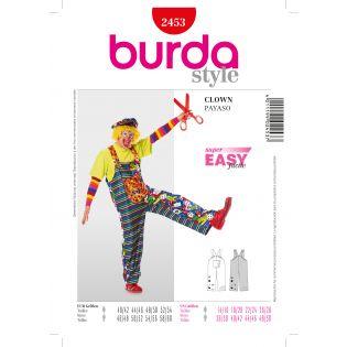 Schnittmuster - burda style - Clown - 2453