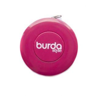 burda style - Rollmaßband - fuchsia