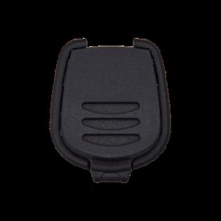 Kordelstopper - 20 mm - schwarz