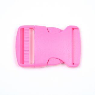 Steckschnalle - 38 mm - pink