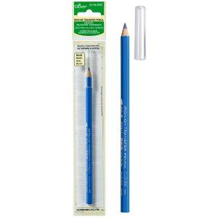 Clover - aufbügelbarer Übertragunsstift - blau