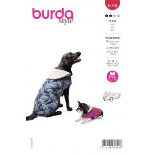 Schnittmuster - burda style - Hundemantel - 6049