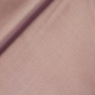 Seidenstretch - uni - kupfer/rosa
