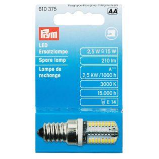 Prym - LED Ersatzlampe für Nähmaschine - Schraubfassung