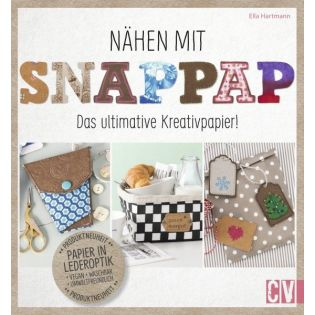 CV - Nähen mit SnapPap - Das ultimative Kreativpapier