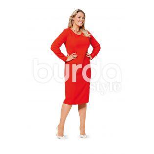 Schnittmuster - burda style - Plus Size - Kleid - 6620