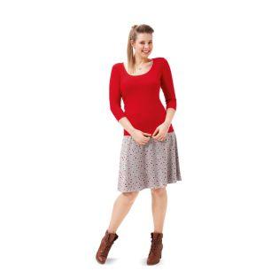 Schnittmuster - burda style - Plus Size - Kleid, Shirt - 6716