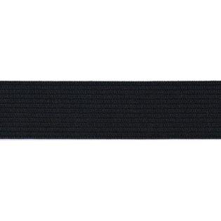 Gummiband - 35 mm - schwarz