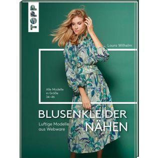 Buch - Blusenkleider Nähen