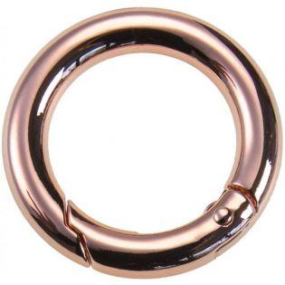 Taschenring - 20 mm - 2er-Pack - kupfer