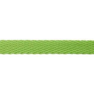 Hoodieband - 15 mm - hellgrün