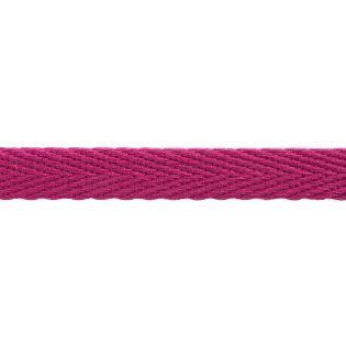 Hoodieband - 15 mm - dunkelpink