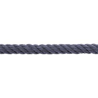 Hoodiedrehkordel - 10 mm - dunkelgrau