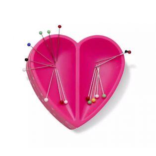 Prym Love Magnet-Nadelkissen - Herz
