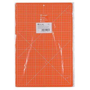 Schneidematte - 30x45 cm - orange
