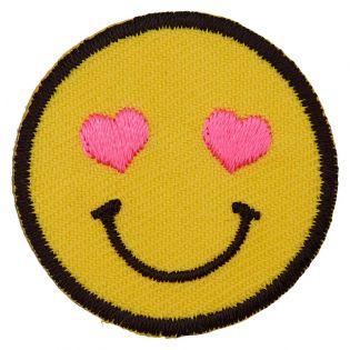 Applikation - Smiley in love