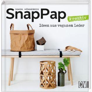 SnapPap kreativ - Ideen aus veganem Leder
