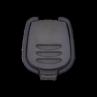 Kordelstopper - 20 mm - anthrazit