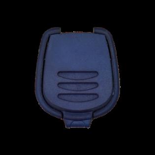 Kordelstopper - 20 mm - blau
