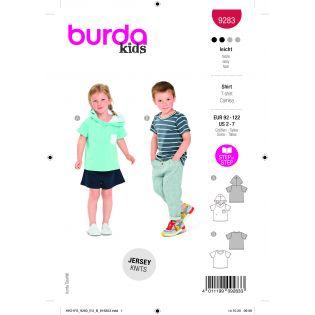 Schnittmuster - burda style - Shirt - 9283
