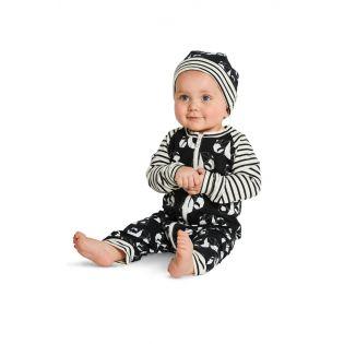 Schnittmuster - burda style - Baby-Strampler – Mütze – Stirnband