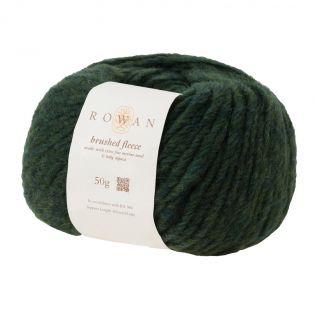 Rowan - Brushed Fleece - Heath