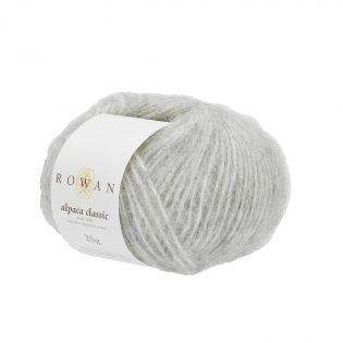 Rowan - Alpaca Classic - Feather Grey Melange