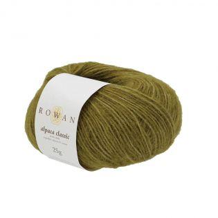 Rowan - Alpaca Classic - Green Moss