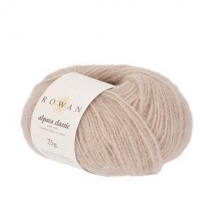 Rowan - Alpaca Classic - Soft Satin