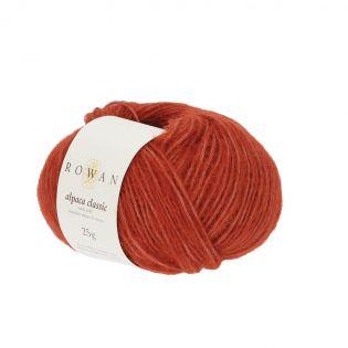Rowan - Alpaca Classic - Copper Clay
