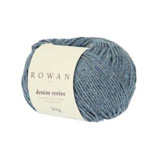 Rowan - Denim Revive - Airforce