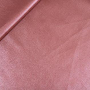 Lederimitat - weich - rosa