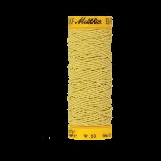 Elastikfaden - 10 m - 0116 - gelb