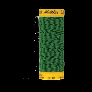 Elastikfaden - 10 m - 0247 - grün