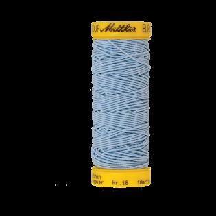 Elastikfaden - 10 m - 0271 - hellblau