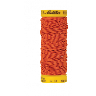 Elastikfaden - 10 m - 1334 - orange
