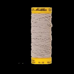 Elastikfaden - 10 m - 3525 - beige