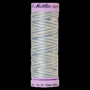 Silk Finish Cotton Multi 50 - 100 m - No.50 - 9810