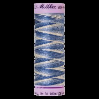 Silk Finish Cotton Multi 50 - 100 m - No.50 - 9811