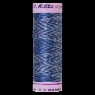 Silk Finish Cotton Multi 50 - 100 m - No.50 - 9812
