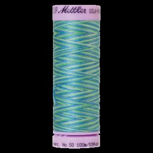 Silk Finish Cotton Multi 50 - 100 m - No.50 - 9814