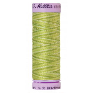 Silk Finish Cotton Multi 50 - 100 m - No.50 - 9817