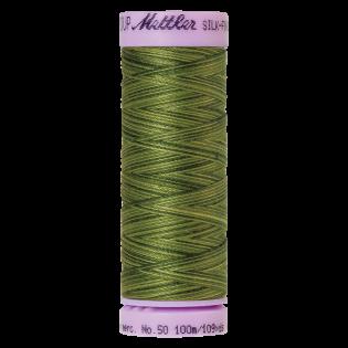 Silk Finish Cotton Multi 50 - 100 m - No.50 - 9818
