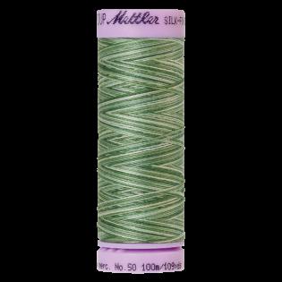 Silk Finish Cotton Multi 50 - 100 m - No.50 - 9819