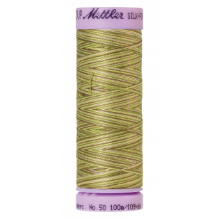 Silk Finish Cotton Multi 50 - 100 m - No.50 - 9820