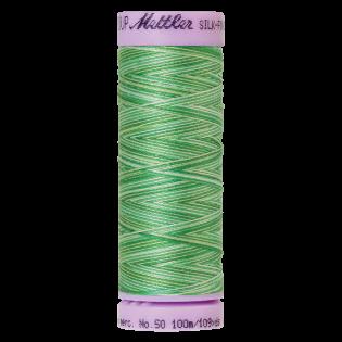 Silk Finish Cotton Multi 50 - 100 m - No.50 - 9821