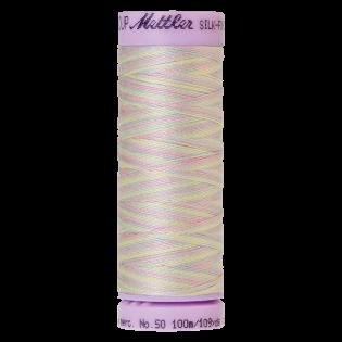 Silk Finish Cotton Multi 50 - 100 m - No.50 - 9826