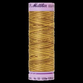 Silk Finish Cotton Multi 50 - 100 m - No.50 - 9828